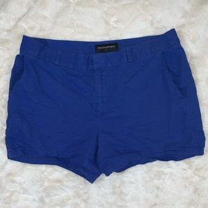 Banana Republic | Blue | Linen Shorts